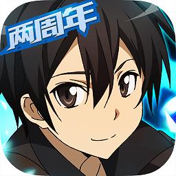 刀剑神域黑衣剑士小米游戏