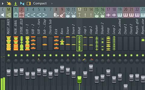 fl studio(混音器设备) v12.4.2.33 正式版 0