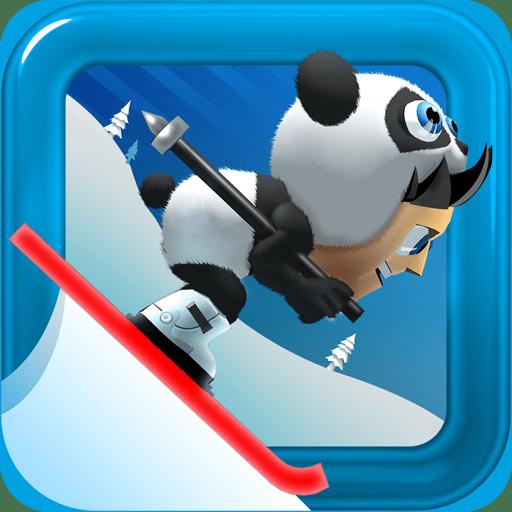 滑雪大冒險無限金幣版