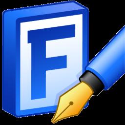 fontcreator字体设计软件