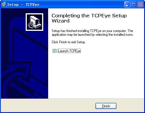 网络端口监视工具(TCPeye) v1.0.0.190 中文免费版 0