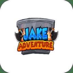 杰克冒險跳臺與戰斗探索無限金幣版