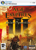 帝国时代3亚洲王朝无限人口补丁