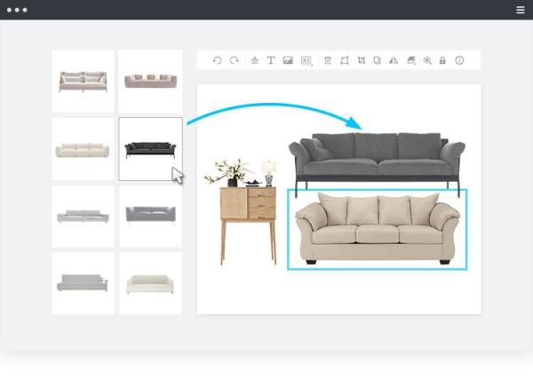 美间软装设计工具 v2.5.0 免费版 1
