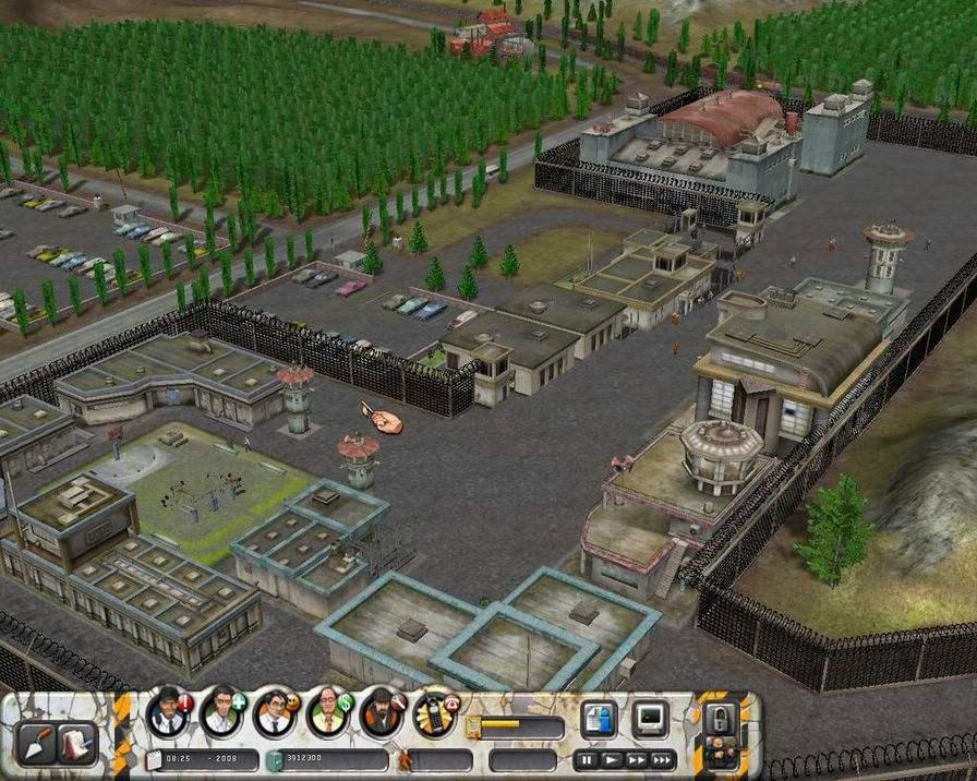 监狱大亨4地图黑屏补丁 v1.0 绿色版 0