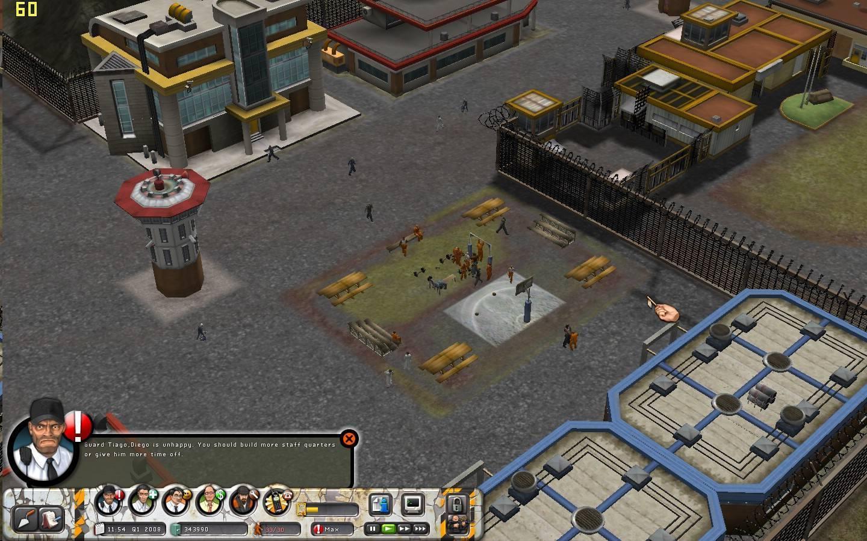 监狱大亨4地图补丁