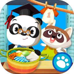 熊猫博士的小小家游戏