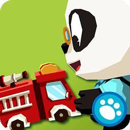 熊猫博士玩具车内购破解版