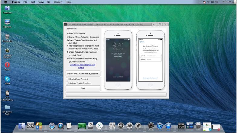 苹果6id锁破解软件(iphone6锁屏破解工具) v2018 绿色版 0