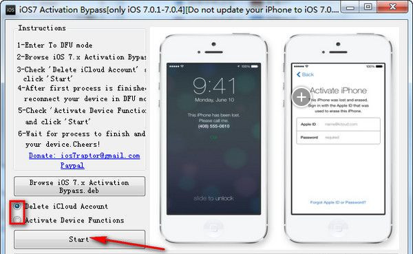 苹果6id锁破解软件(iphone6锁屏破解工具)