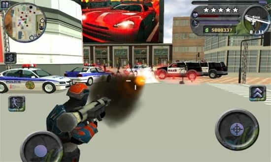 城市蜘蛛人英雄单机游戏 v2.13 安卓版 0