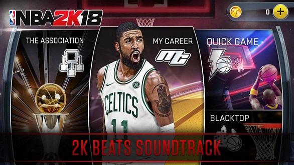 NBA2K18手机版中文版 v37.0.3 安卓版 1