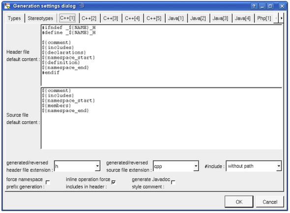 BOUML汉化版(UML2建模工具) v6.8.8 免费版 1
