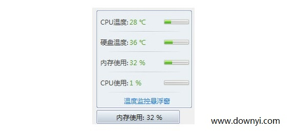 360cpu温度检测软件