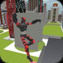 城市蜘蛛人英雄3D