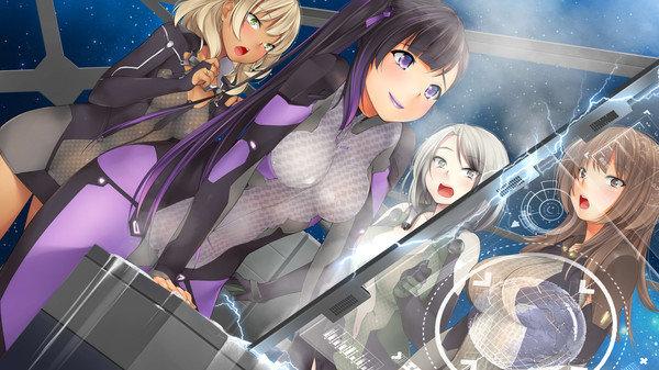 银河系女孩galaxy girls游戏 全cg  1