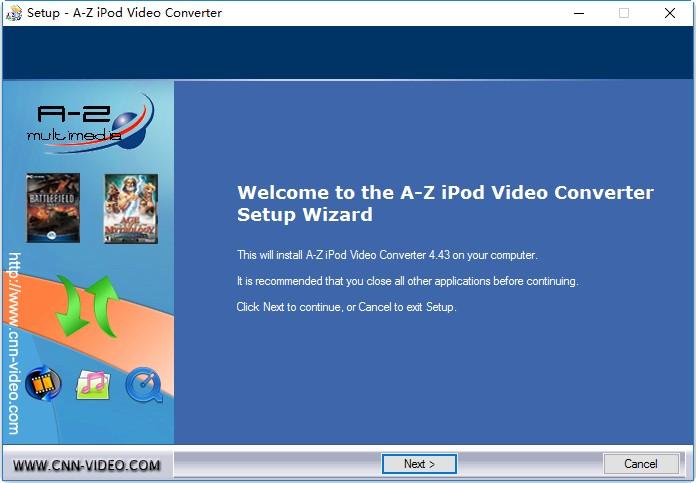 ipod视频转换器