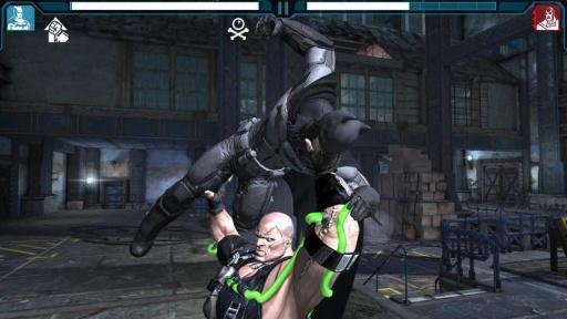 蝙蝠侠阿甘起源游戏