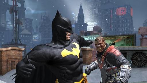 蝙蝠侠阿甘起源手游 v1.3.0 安卓版 2