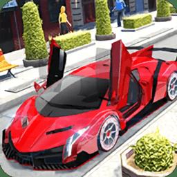 兰博汽车模拟器无限金币版