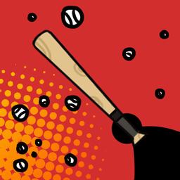 旋转棒球手机版