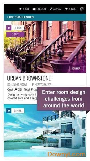 家居装饰设计大师手机版(design home) v1.07.15 安卓版 1