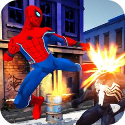 愤怒的蜘蛛侠手游