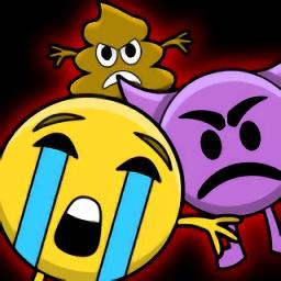 表情包的午夜后宫无限提示版(emoji survival)