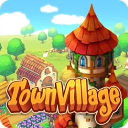 小镇农场内购破解版(town village)