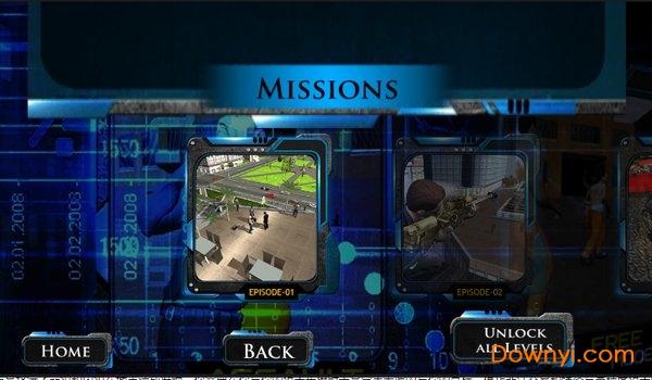 警用狙击手游戏 v1.5 安卓版 2