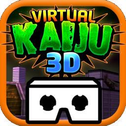 模拟怪兽3d游戏(virtual kaiju 3d)