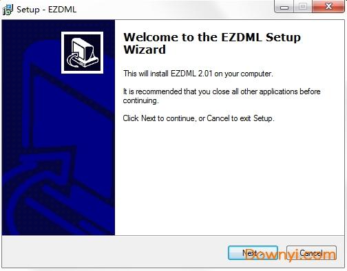 表结构设计ezdml软件