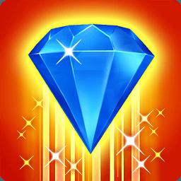 宝石迷阵闪电战无限金币版(bejeweled blitz)