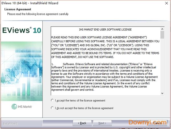 eviews10中文破解版 v10.0.0 安装版0