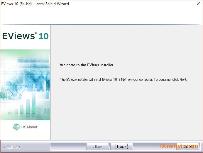 eviews10中文破解版 v10.0.0 安装版1