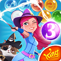 泡泡女巫3传奇修改版(bubble witch3 saga)