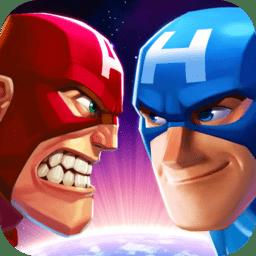 超级英雄争霸之队长复仇手游(battle of superheroes)