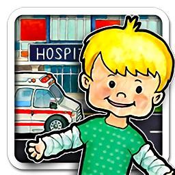 娃娃屋医院游戏