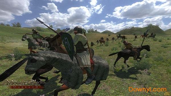 騎馬與砍殺戰團中文破解版 最新免安裝版 0