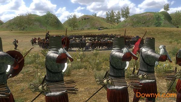 騎馬與砍殺火與劍修改版 簡體中文版 0