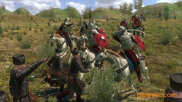 騎馬與砍殺火與劍中文版
