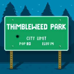 银莲公园汉化版(thimbleweed park)