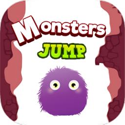 跳跃的怪物手机版(monster jump)