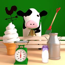 逃脱游戏牛奶农场手机版(milkfarm)