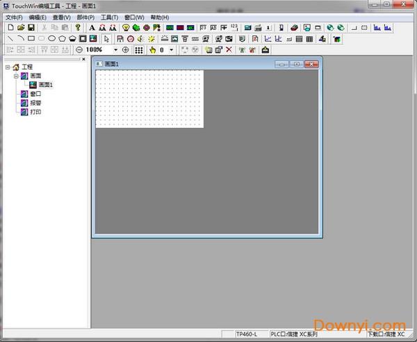 touchwin触摸屏编程软件