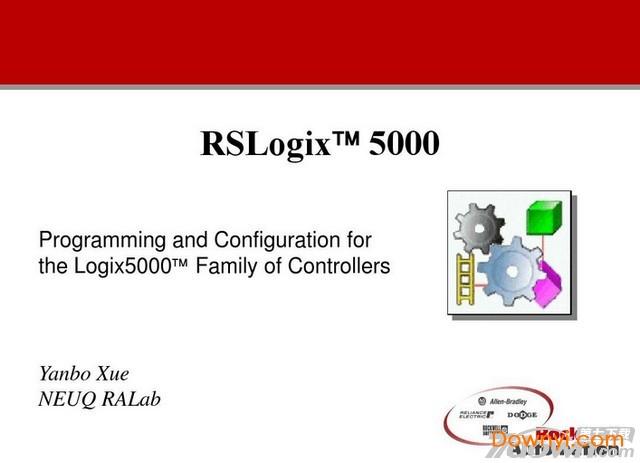 罗克韦尔plc编程软件