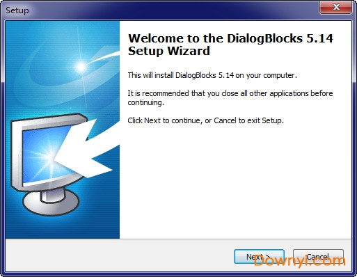 dialogblocks资源编辑器 免费版 0