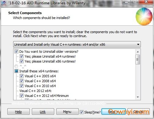 aio runtime libraries软件
