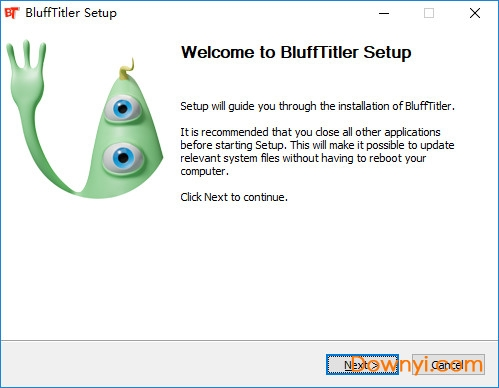 blufftitler2019软件 v14.1.2.0 最新版 0