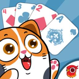 萌趣猫咪纸牌内购破解版(solitaire)